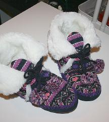NOVO - Ethnic motif slipper boots 37/38