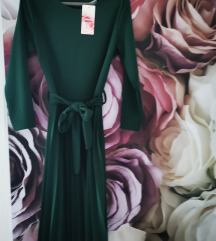Plisirana haljina