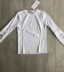 Zara bijeli pulover novo s etiketom