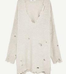 Zara oversize vesta