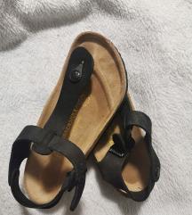 Birkenstock crne sandale