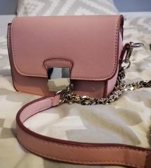 Zara pink torbica