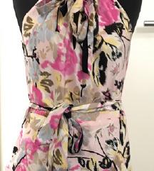 LISA HO svilena haljina S-M