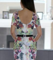 Nova Asos mirror cvjetna haljina