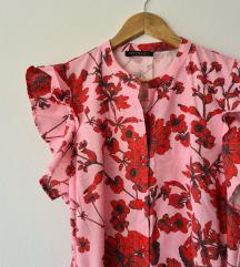 Like Zara cvjetna midi haljina