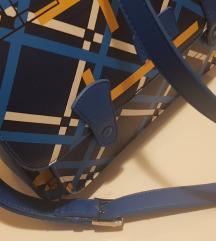 Plavo-žuta Carpisa torba