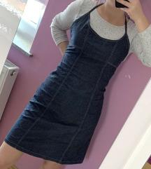 Jeans haljina