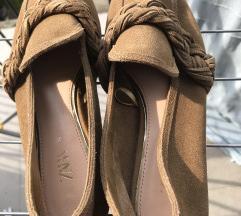 Zara kozne cipele 37 prelijepe