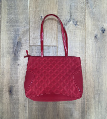 Laura Laura Biagiotti crvena torba