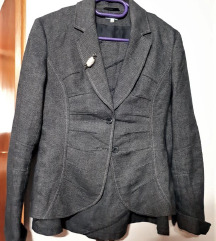Ženski dizajnerski kostim  NEBO 100%pamuk 40/L