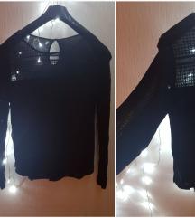 H&M čipkasta majica