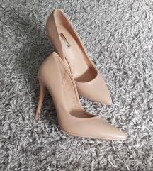 Bež cipele - salonke