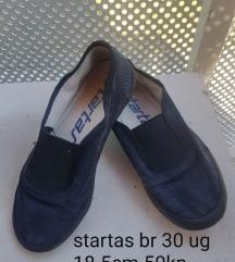 Papuče za vrtić