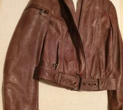 Kozna biker jakna - HUGO BOSS original