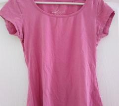 roza majica kratkih rukava