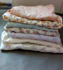 Pamučne spavaćice dugih rukava