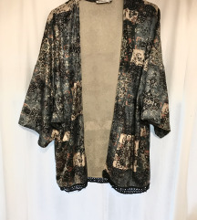 Stradivarius baršunasti  kimono