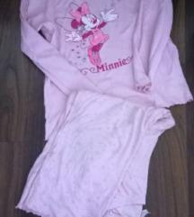Pidžama 128 h&m