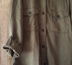 H&M army košulja  ✂️-50% na označenu cijenu