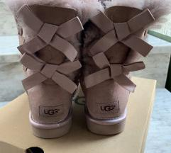 ORIGINAL BAILEY  BOW METALLIC UGG ČIZMICE