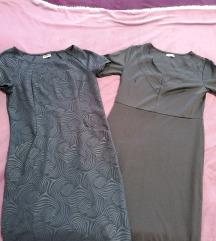 2 haljine vel. S zajedno 39 kn