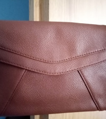Tamno smeđa torbica