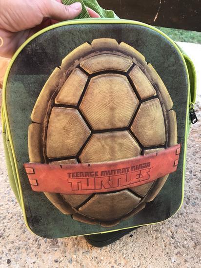 Ninja kornjača ruksak za djecu