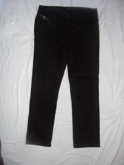 Samt hlače Yessica C&A 42