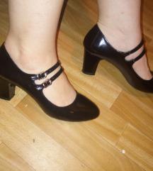 crne cipele , br.40