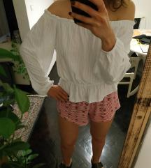 Nova H&M off shoulder majica