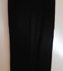 Zara knit midi suknja