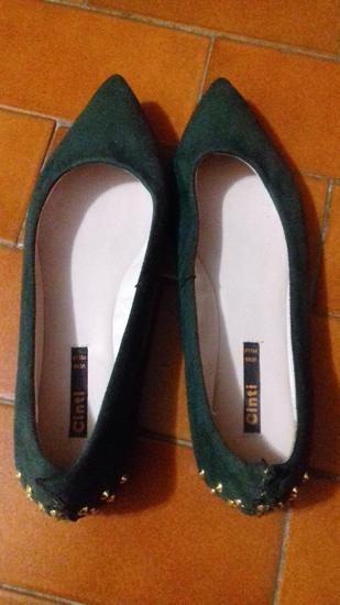 Cipele zelene 40 broj