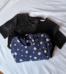 Lot dvije zara haljine