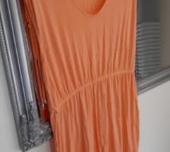 Narancasta haljina%