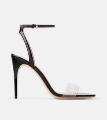 Nove zara sandale od vinila