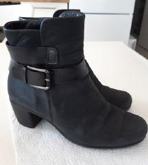 Čizme Ecco, kožne
