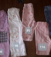 Povoljno prodajem djecje hlačice