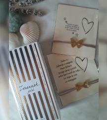 Zorannah gold parfem i 2 narukvice