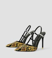 POTPUNO NOVE Zara slingback cipele br.38