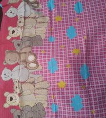 Djecja posteljina za kinderbet
