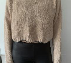 Šljokasti mekani pulover