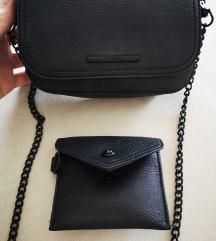 *Sniženo*Crna Aldo torbica