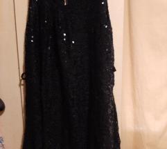 Sljokasta haljina vel xs s 30 kn