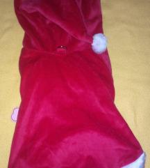 Kaputić za psa - Djed Mraz :)