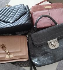 Lot 4 torbice sa poštarinom