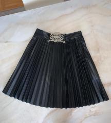 Versace Jeans plisirana suknja