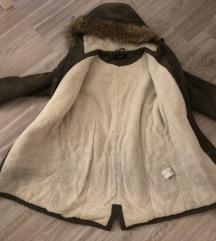 Zimska jakna/parka s krznom
