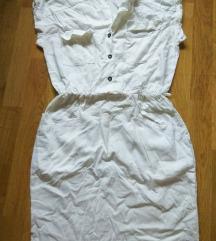 Lanena haljina 40