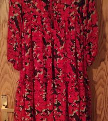 Cvjetna haljina, novo