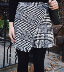 Primark asimetrična mini suknja